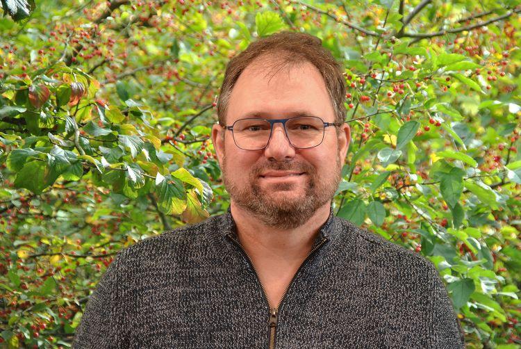 Pieter van den Berk van Van den Berk Boomkwekerijen