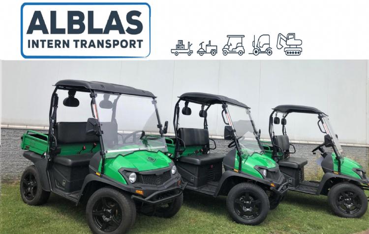 Nieuw: terreinwagen met kenteken