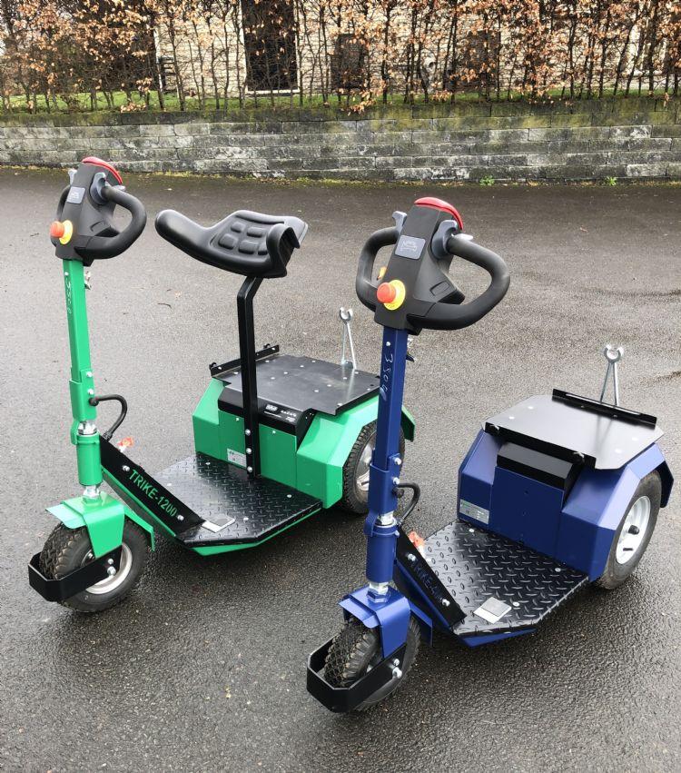 Elektrische Trikes