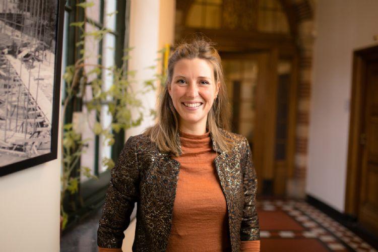 Kirsten van Reisen