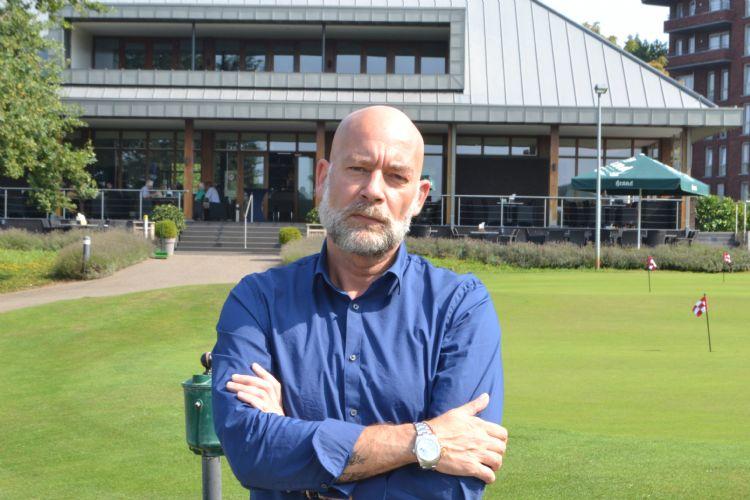 Yvo Bergers, algemeen manager bij International Golf