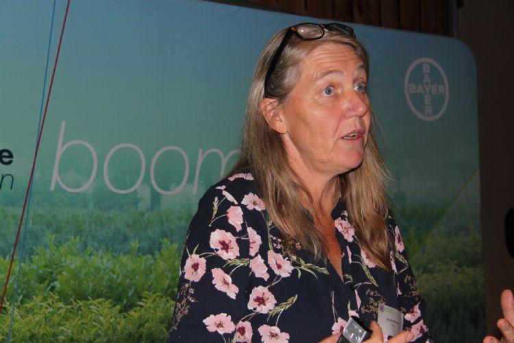 Jolanda Wijsmuller van Bayer