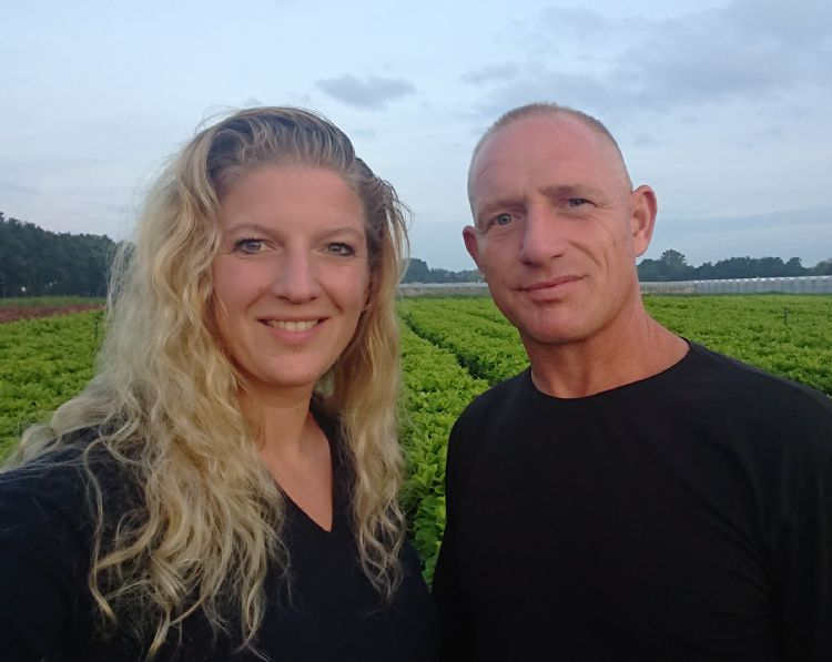 Bart Bollaart en Susanne Blom