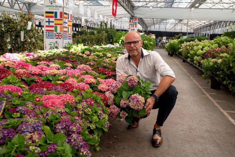 Michel Verbeek van Royal Flora Holland