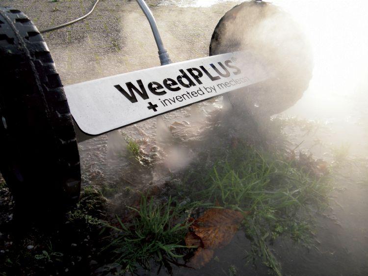 Werken met de broes die bij Weedplus hoort