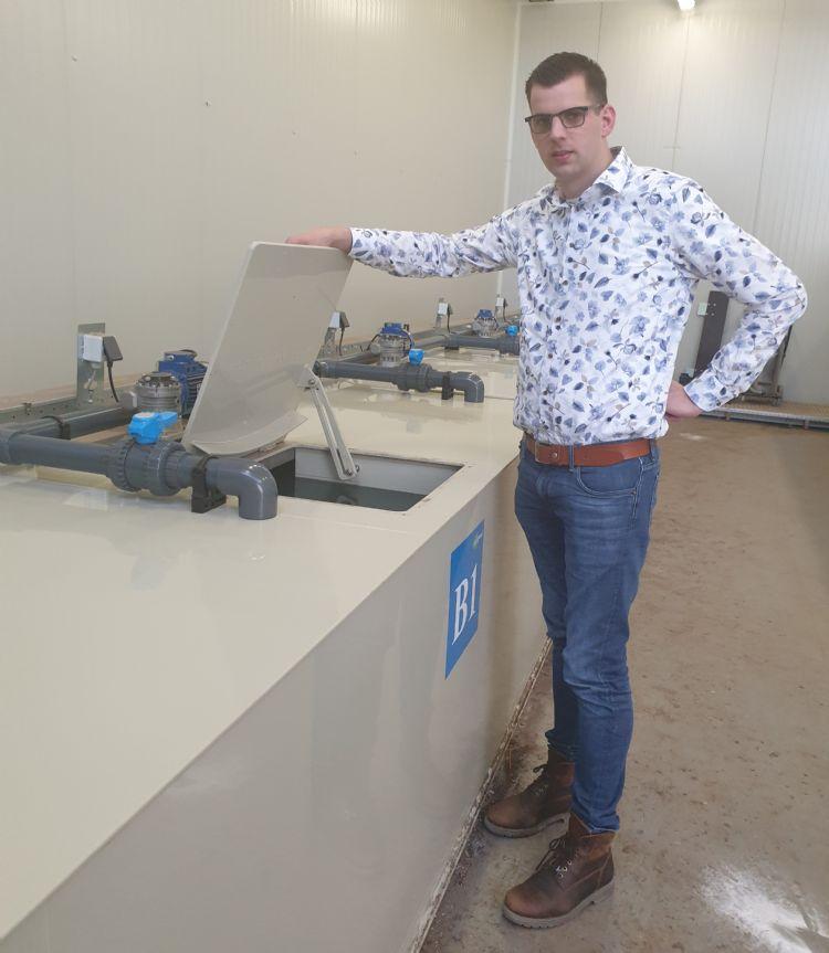 Corné Verduijn, watertechnisch adviseur van ErfGoed