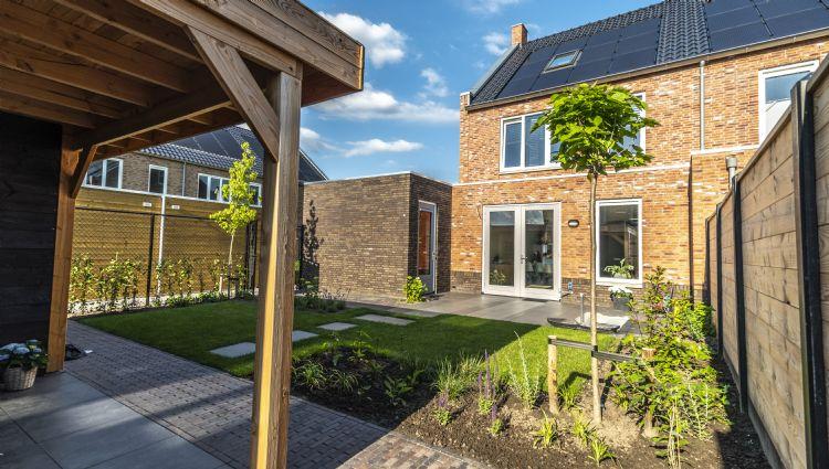 Een woning met Tuinklaar in Veenendaal