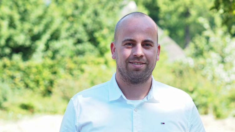 Martijn van der Bruggen van Boomkwekerij Udenhout doet een boekje open over de commerciële en logistieke kansen in de kwekerswereld.