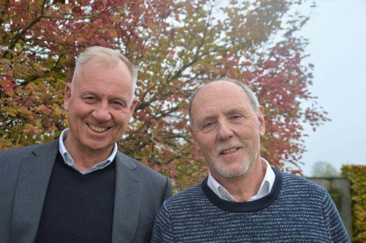 Fred Bosch en John Feyaerts