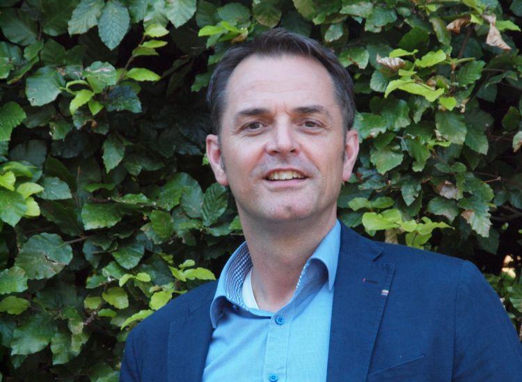 Oud-directeur boomkwekerij M. van den Oever Marwin Dekkers