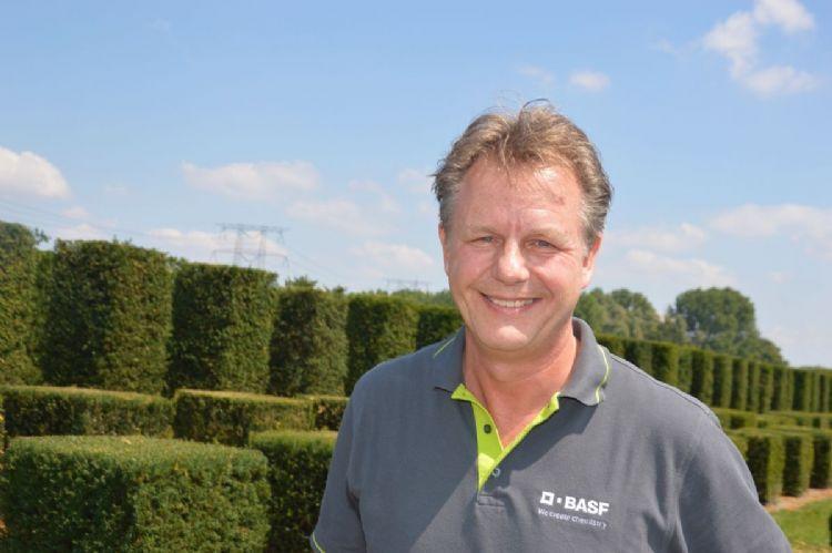 Piet van Boven, adviseur bio-insecticiden  bij BASF Agro