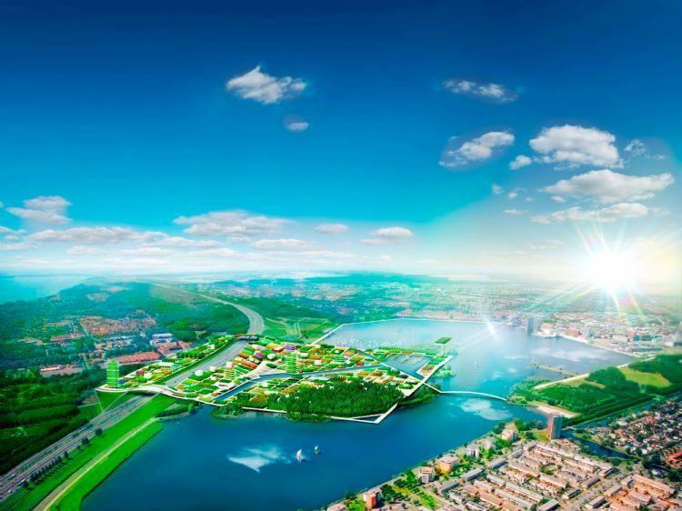 Floriade 2022 vindt plaats vanaf 14 april 2022 in Almere