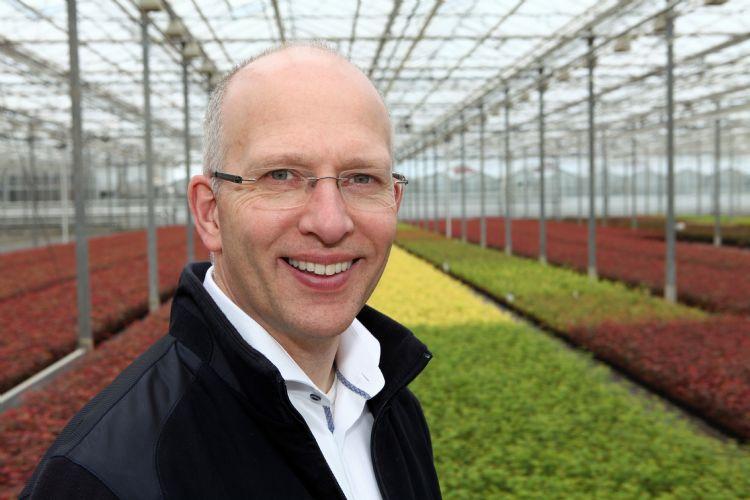 Hugo Paans, directeur van ErfGoed, dat de volledige watertechnische installatie kan plaatsen