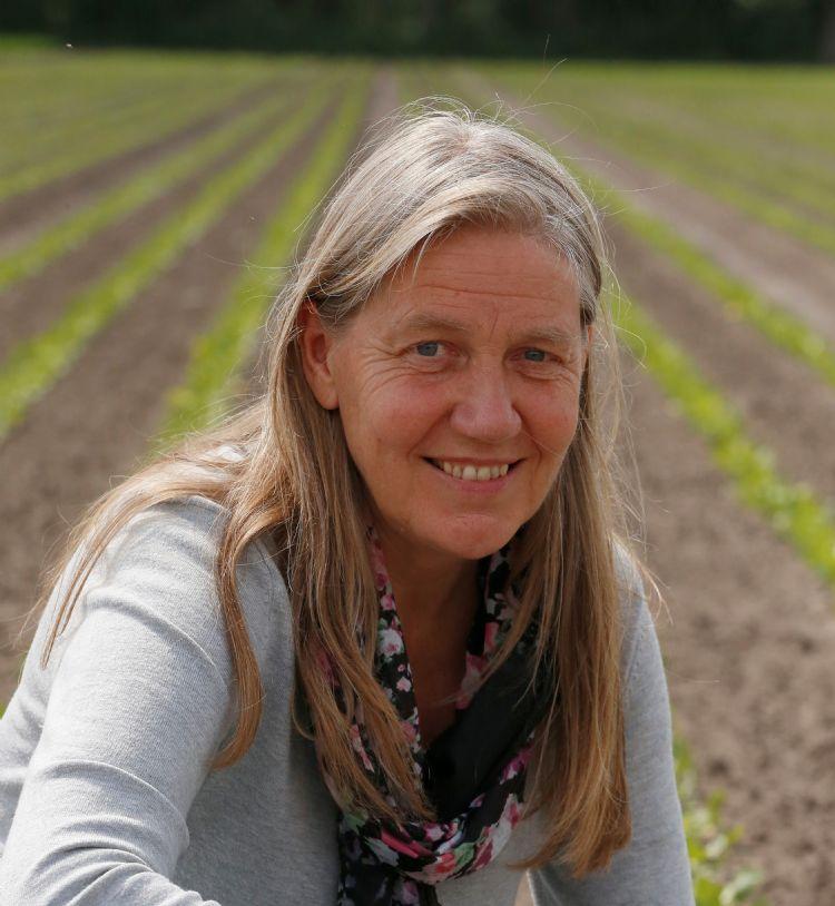Jolanda Wijsmuller: 'Gelukkig zien we dat groene middelen een grotere rol krijgen in de strategieën die telers hanteren'