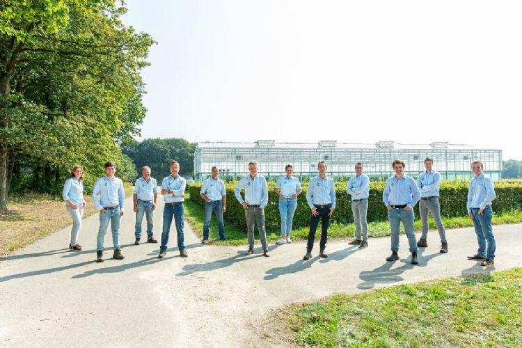 Het team van Compas Agro.